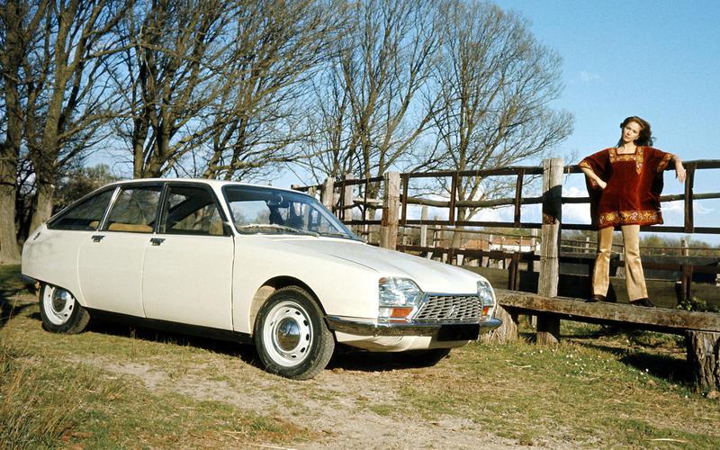 Citroën GS (1970)