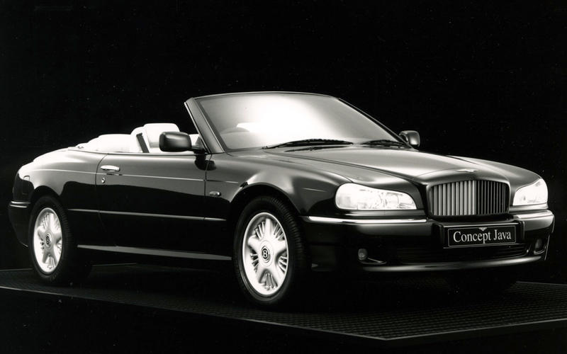 Bentley Concept Java (1990)