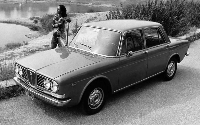 Lancia 2000 (Rush, 2013)