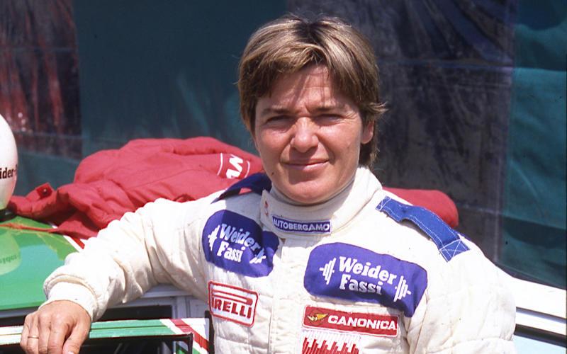Women in motorsport: the myth