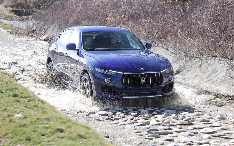 Maserati: Levante