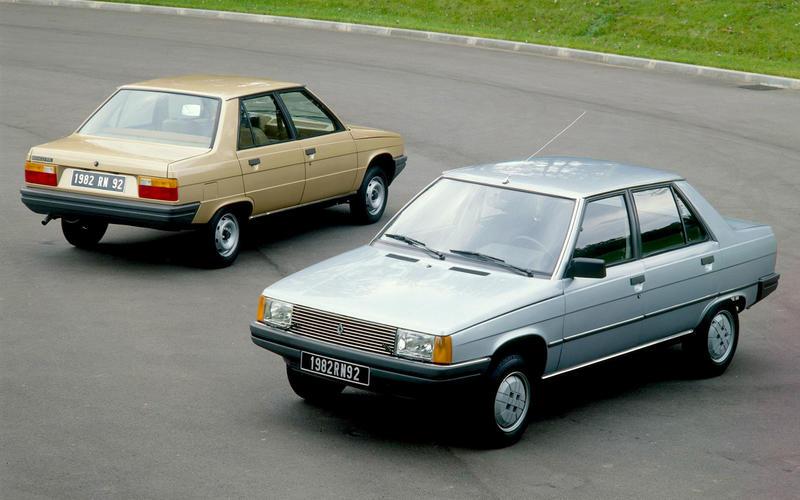 Renault 9 (1981)