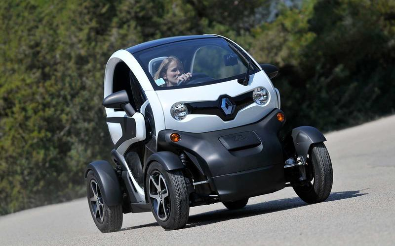 Renault Twizy – £11,995