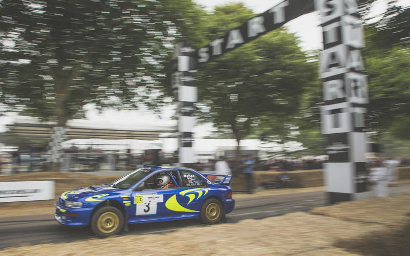 Goodwood Subaru Impreza WRC