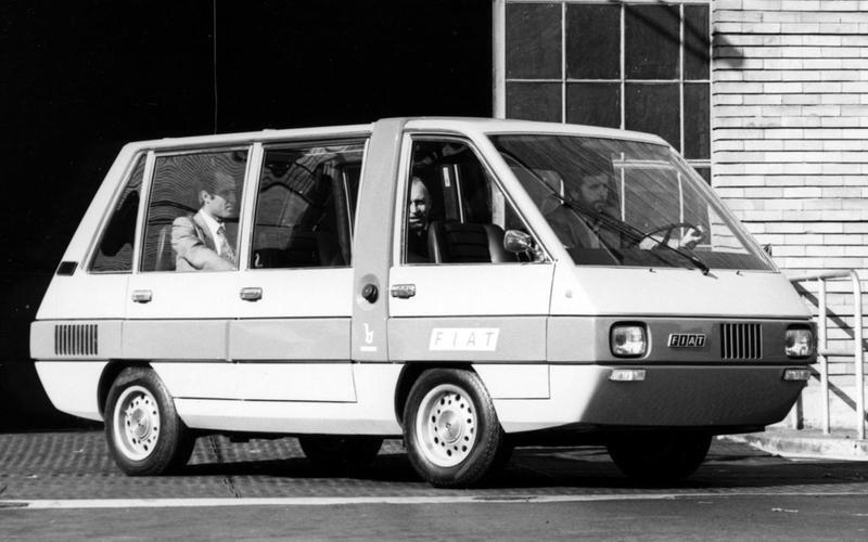 Fiat Visitors Bus (1975)