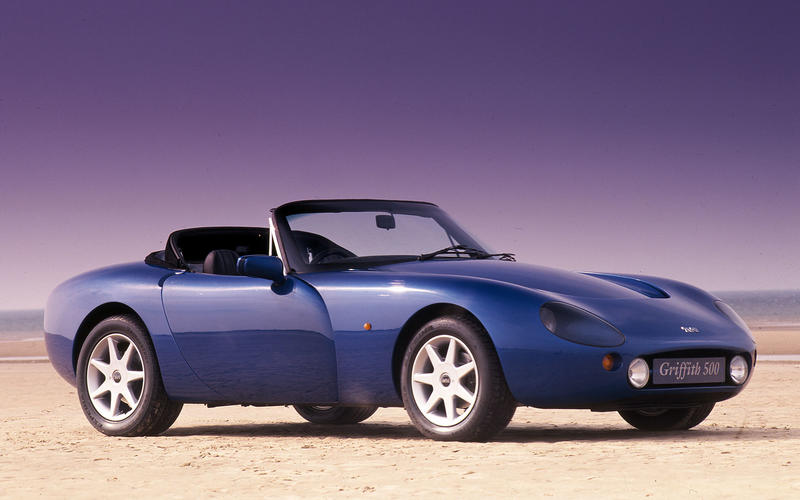 TVR Griffith (1991-2002)