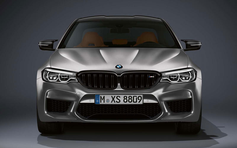 BMW M5 Competition (G30) - 2018