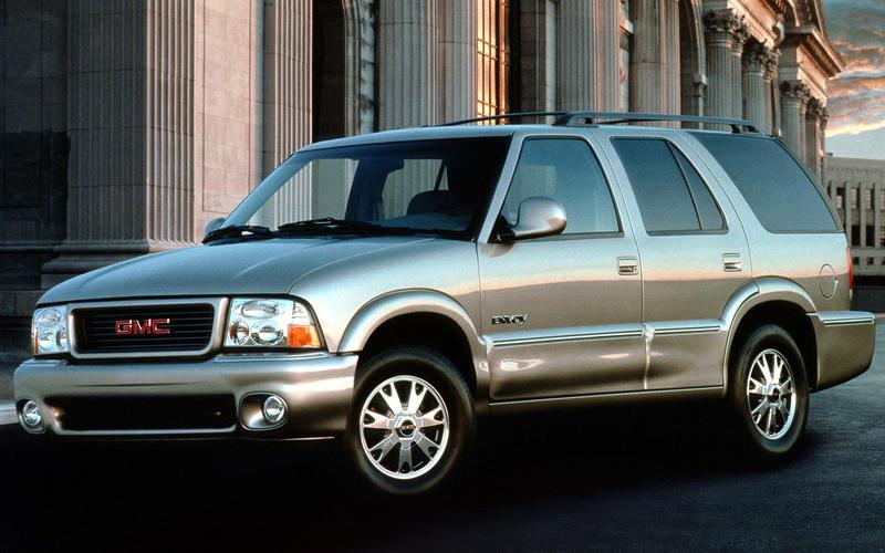 GMC Envoy (1998) – 6 models