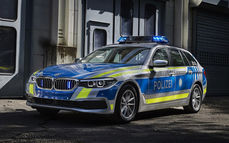 43: BMW 530d Touring (Germany)