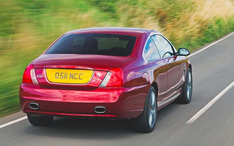 Rover 75 coupé (2004)