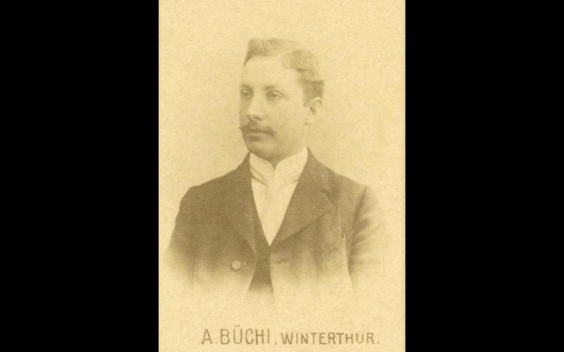 Alfred Büchi
