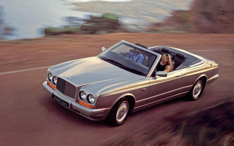 Bentley Azure (1995)