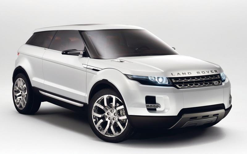 Land Rover LRX concept (2008)