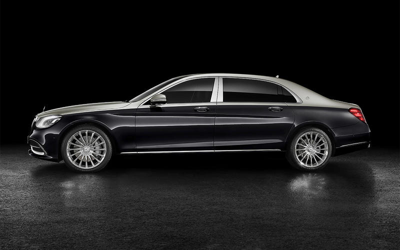 Maybach - now