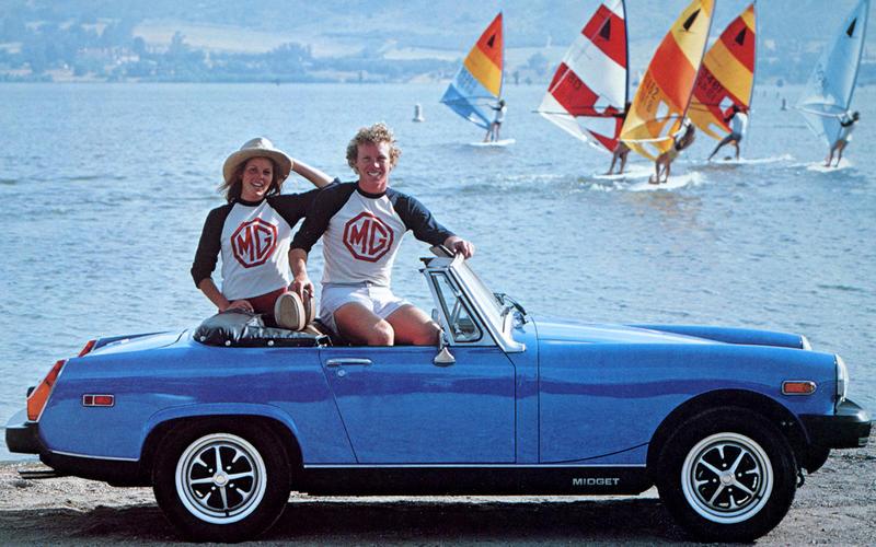 MG Midget 1500 (1974)