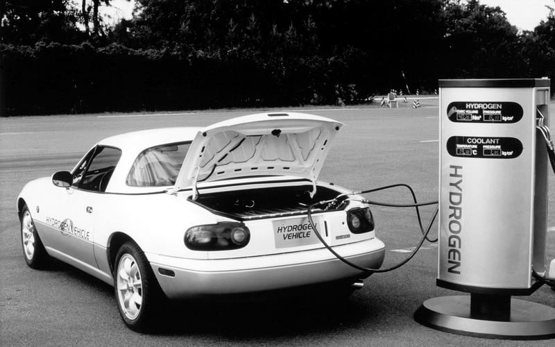 The hydrogen MX-5