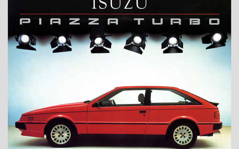 Isuzu Piazza (1986)