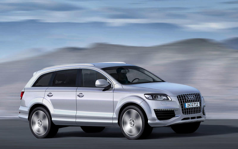 Audi's first SUV