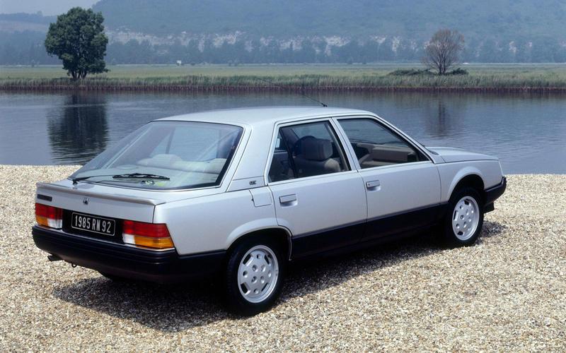 Renault R25 (1984)