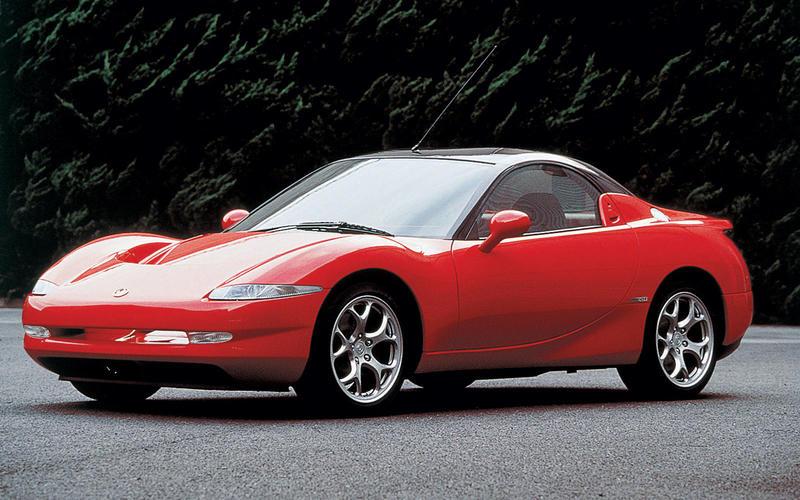 Mazda RX-01 (1995)