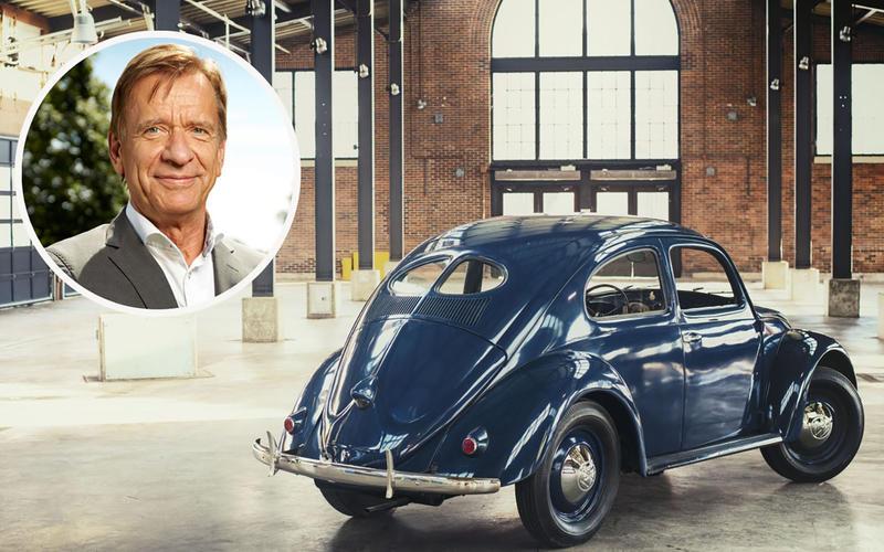 Hakan Samuelsson - VW Beetle