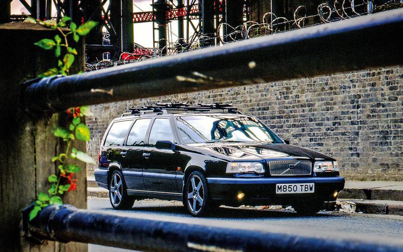Volvo 850 T5-R Estate (1995-1996)