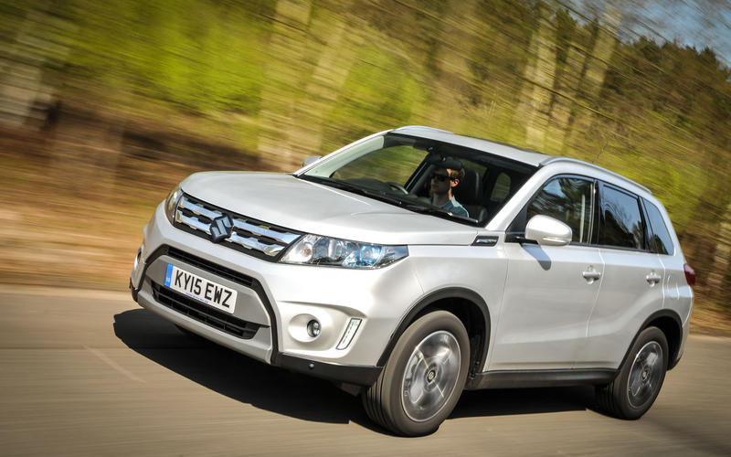 Hungary: Suzuki Vitara – 11,123 vehicles sold