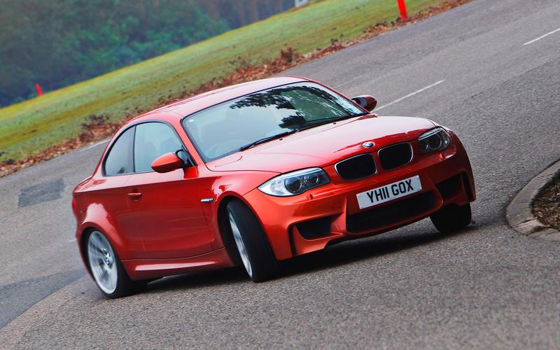 BMW 1 Series M Coupé (2011)