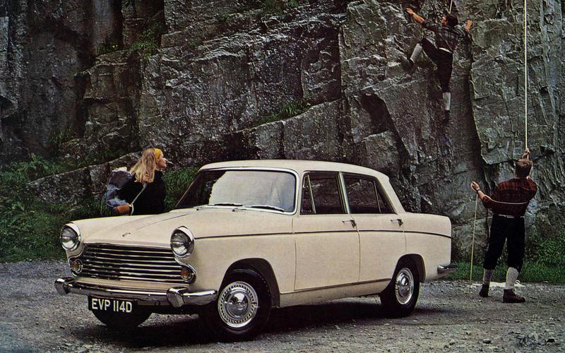 BMC Farinas (1959) – 6 models