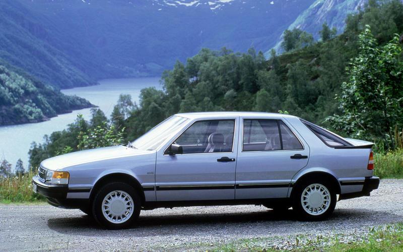 Saab 9000 (1984)