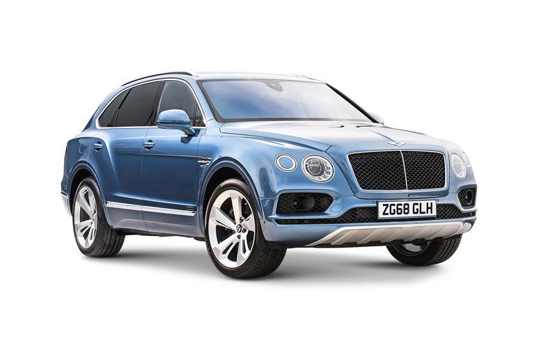 BEST BUY - MORE THAN £100,000 - Bentley Bentayga V8