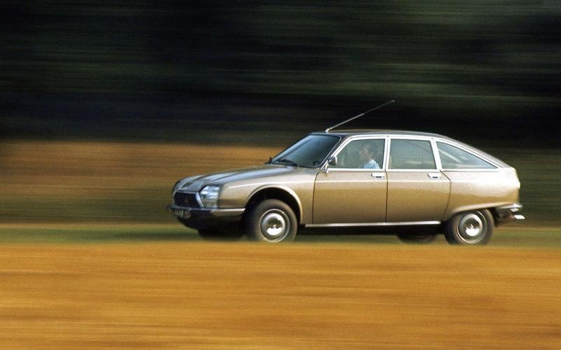Citroën Birotor (1973)