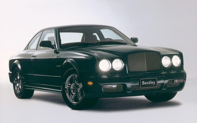 Bentley Continental T (1996)