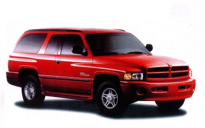 Dodge Ramcharger (third generation, 1998)