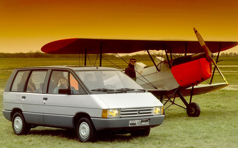 Renault Espace (1984)