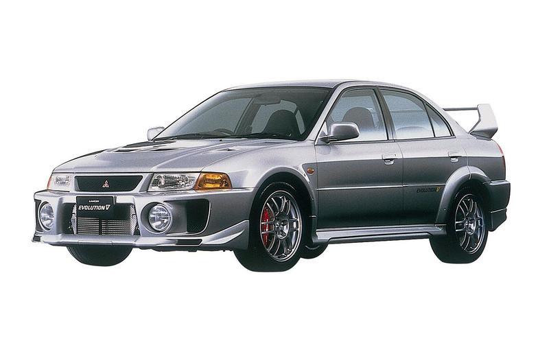 Lancer Evo V (1998)