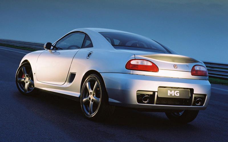 MG GT (2004)