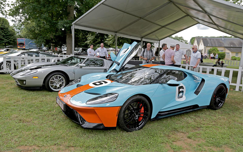 Ford GTs
