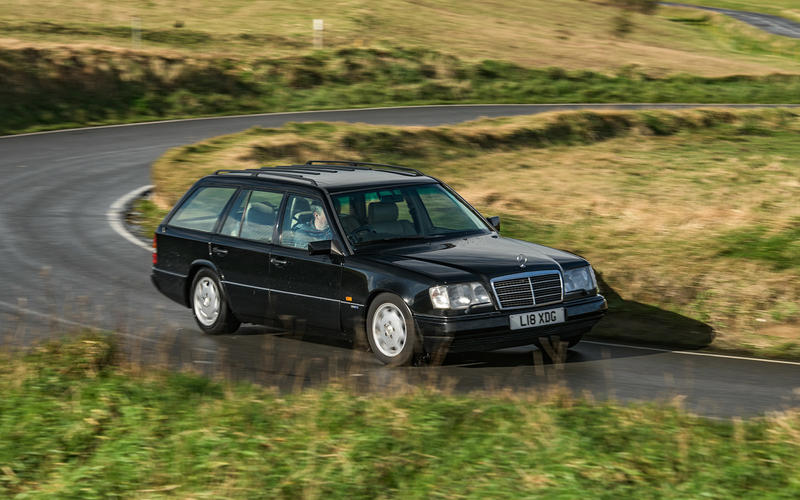 MERCEDES-BENZ E-CLASS ESTATE 1985-1996