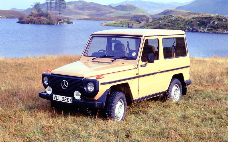 Mercedes-Benz: G-Wagen