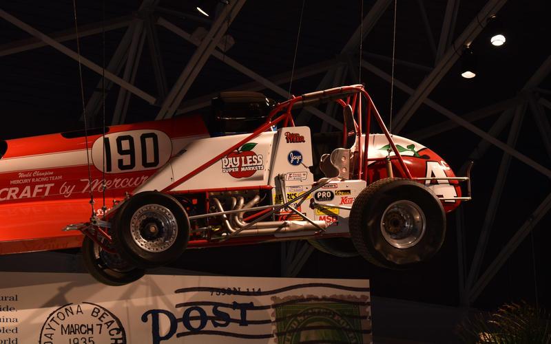 Non-wing USAC Sprint Car (1996)