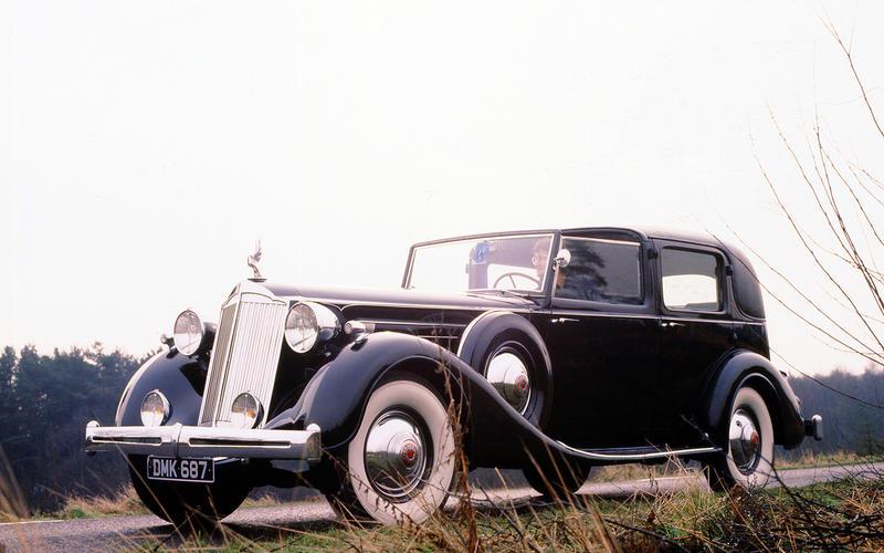 Packard - then