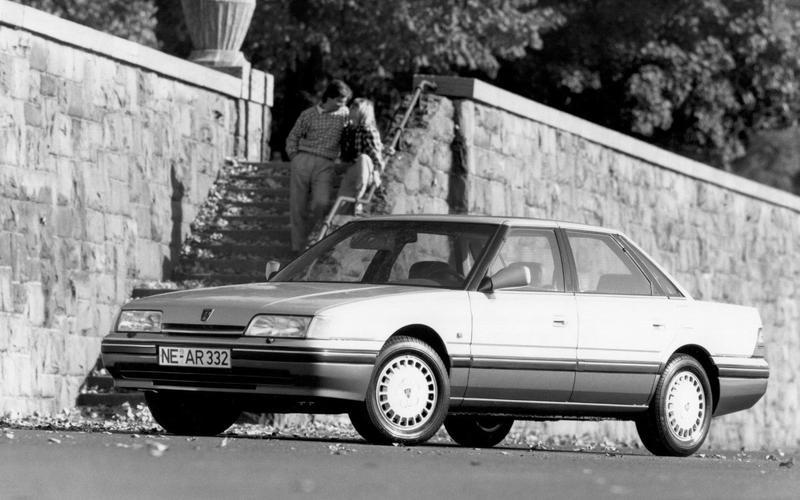 Rover 800 (1986)