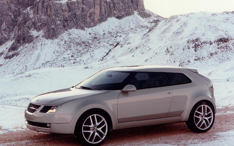 Saab 9-3X concept (2002)