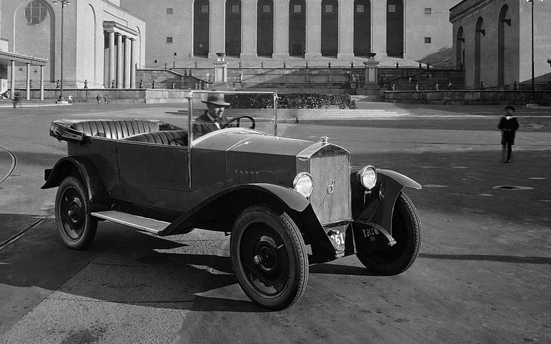 Volvo: OV4 (1927)