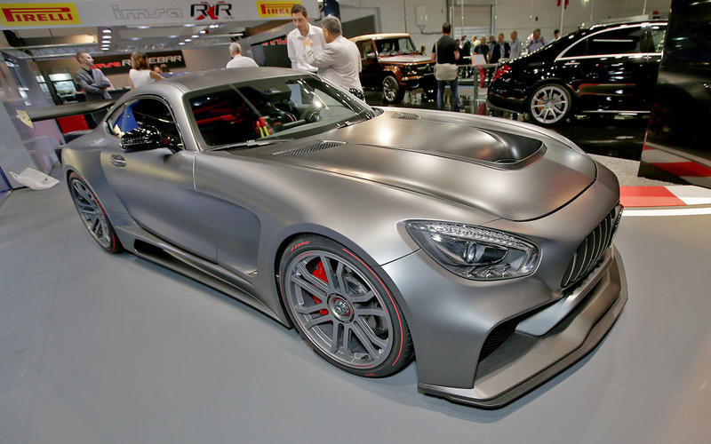 IMSA Mercedes-Benz AMG GT