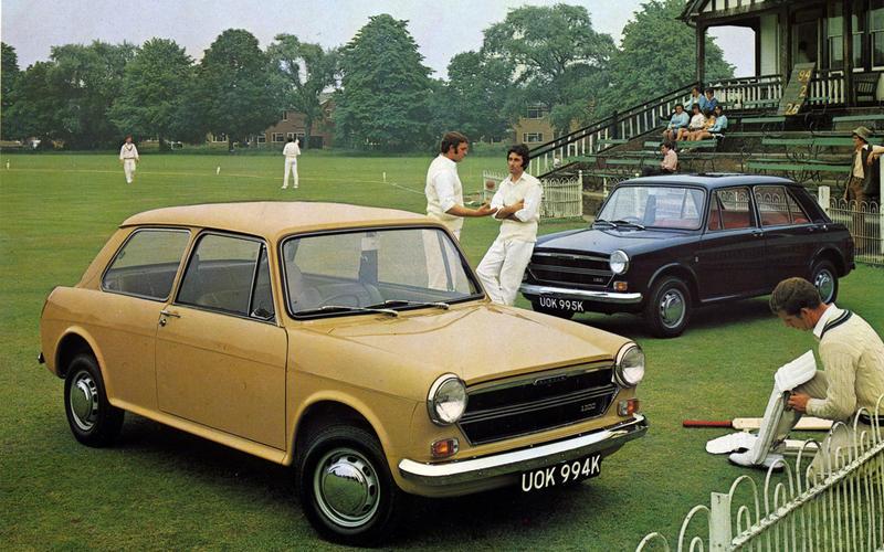 BMC ADO16 (1962) – 6 models