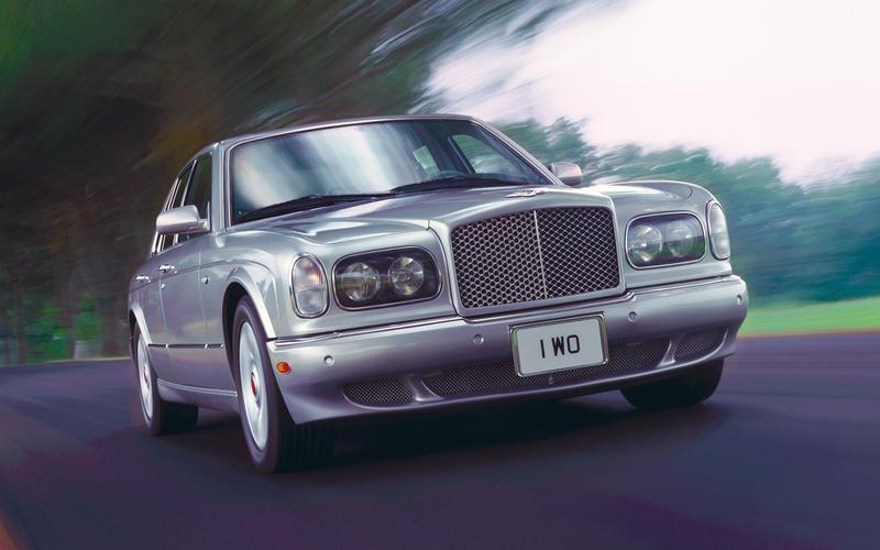 Bentley Arnage (1998)