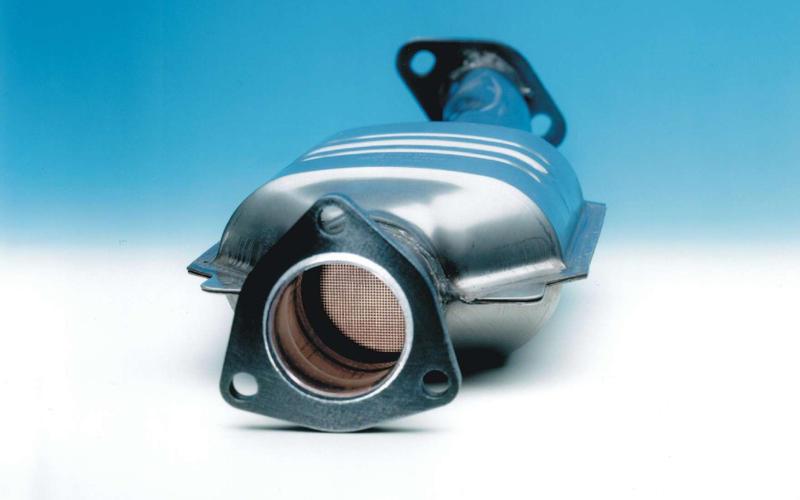 Catalytic convertor
