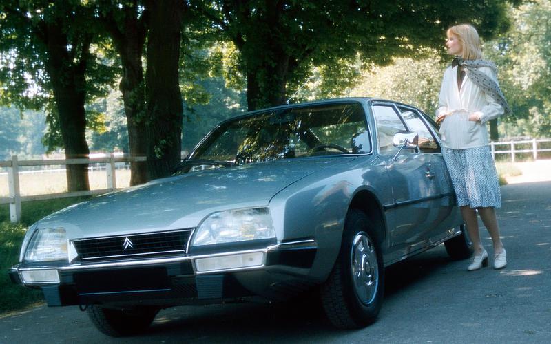 Citroën CX (1974)